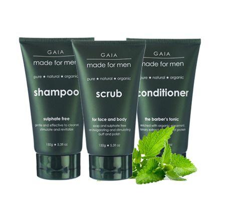 Ekologisk hudvård från Australien. Gaia Skincare. Härliga groomingprodukter hos Ecoliving.se