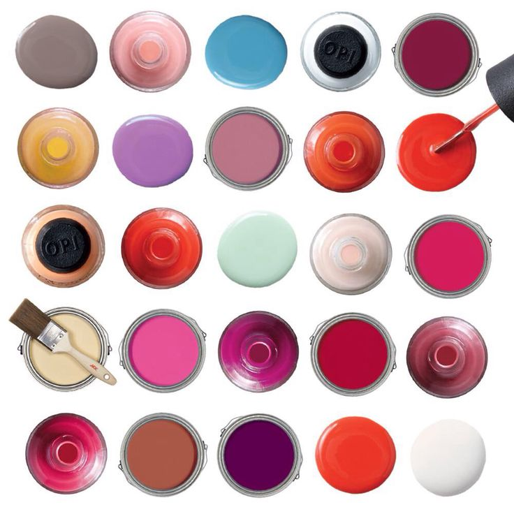 Spilled Nail Polish Cake: 205 Best Images About NAIL POLISH On Pinterest