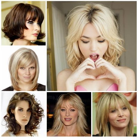 Medium layered hairstyles 2016