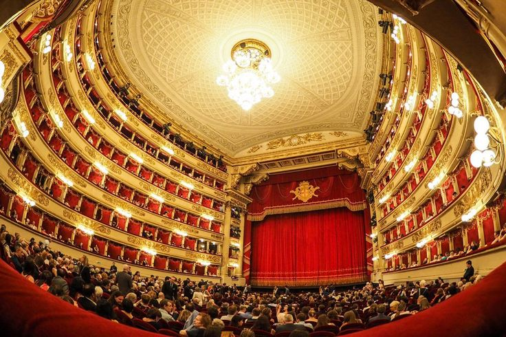 La Scala .