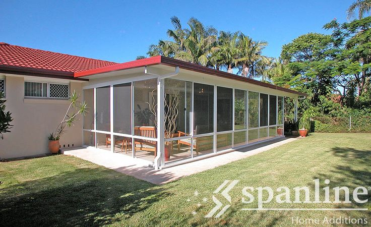 Don't let the weather dampen your lifetsyle. A Spanline Glass or Screen Enclosure is the perfect way to enjoy or outdoor area - all year 'round!  http://www.spanline.com.au/products/glass-screened-enclosures/