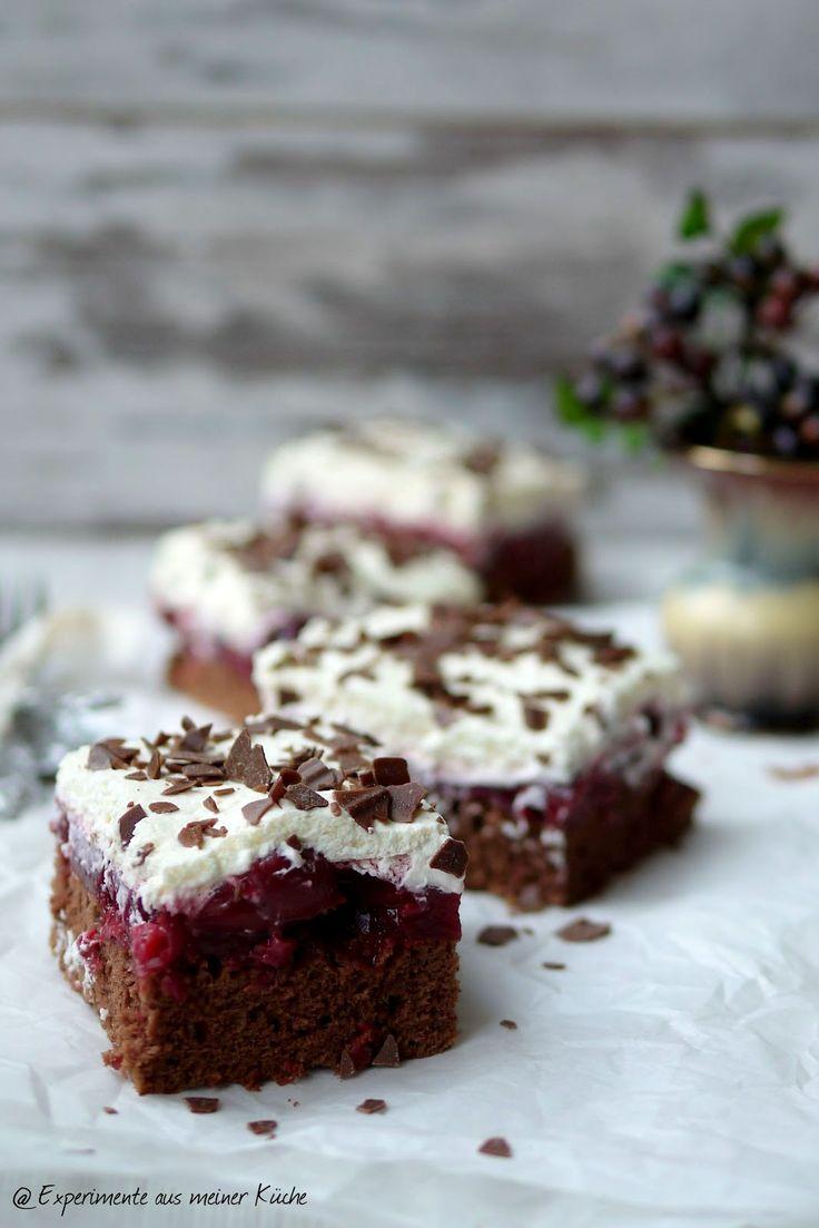 Experimente aus meiner Küche: Schwarzwälder-Kirsch-Kuchen ohne Mehl