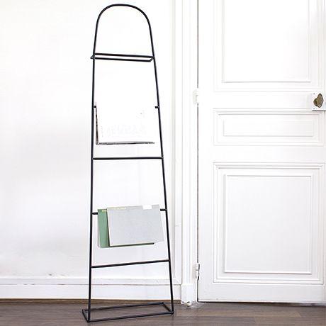 Bohème Ladder Rack by comingB designed in France #MONOQI