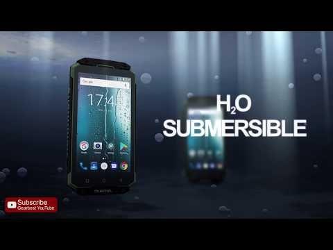 OUKITEL K10000 max 4G Phablet Fingerprint Sensor - YouTube