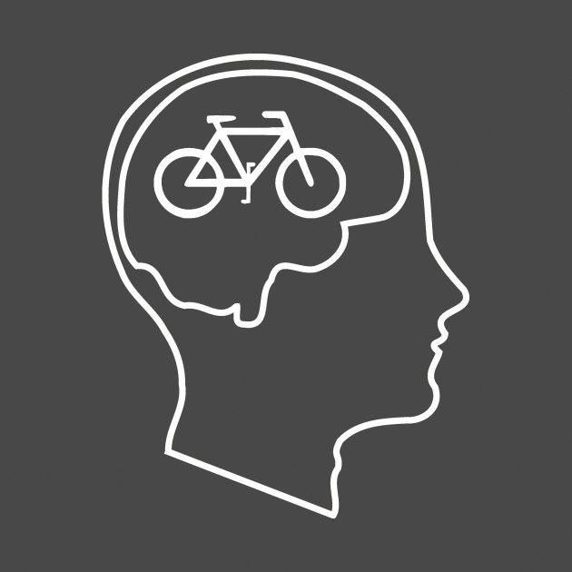 Check out this awesome 'Bikes+on+the+Brain' design on