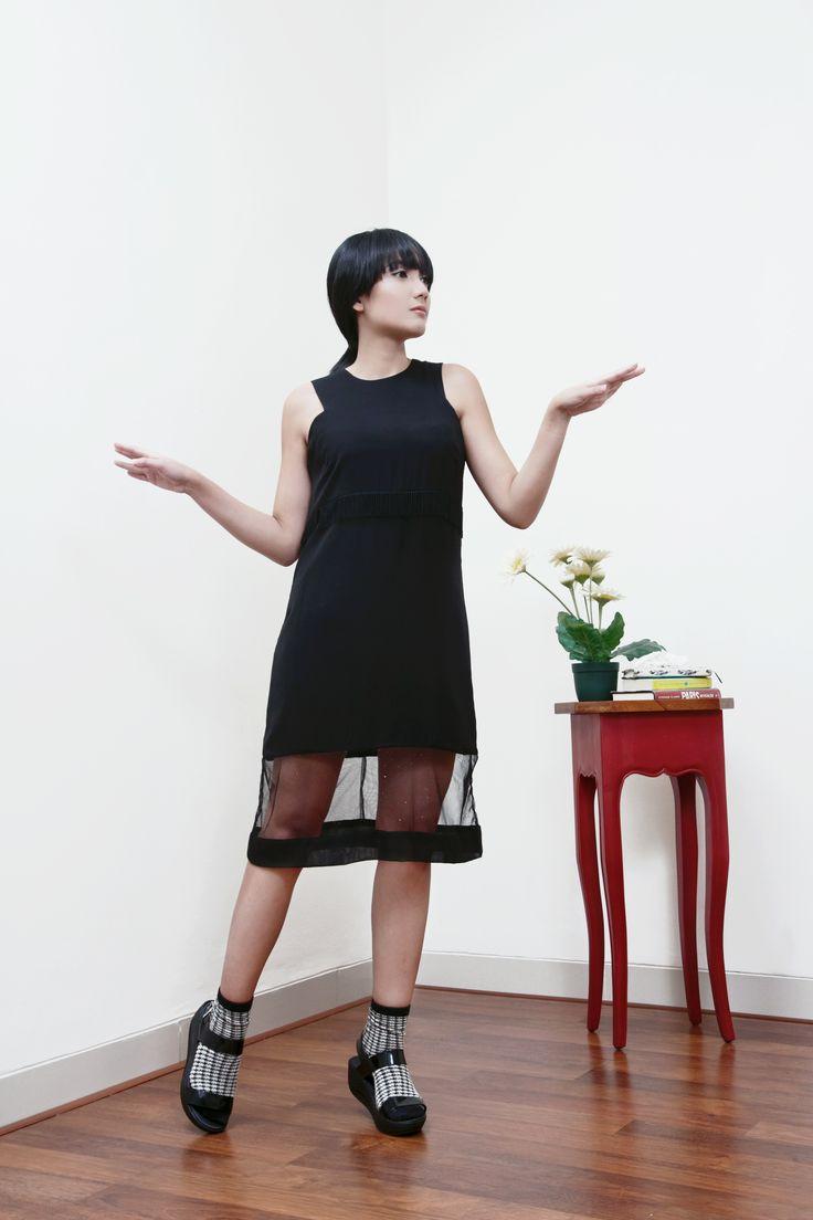 Onii-Kei Fringe Dress