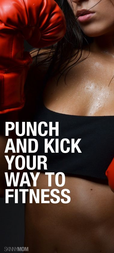 Pack a punch with this workout.