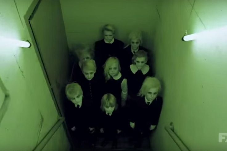 New American Horror Story: Hotel Promo Channels Children of the Corn