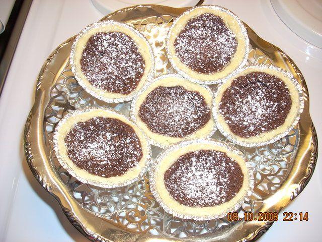 Nutella mazariner - Recept av kock lennali från Matklubben.se