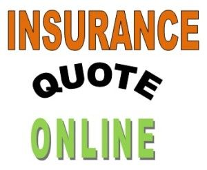 Find Insurance quote quickly by online