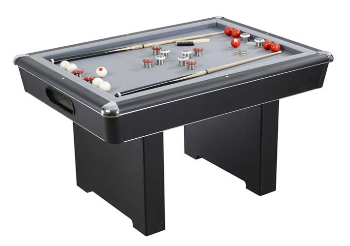 how to make a bumper pool table