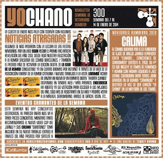 SANT GAUDENCI Rumba Catalana: YOCHANO nº300