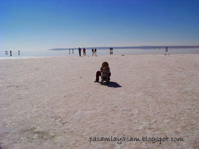 Paşamla Yaşam Tuz Gölü