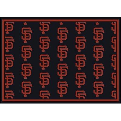 Sf Giants Area Rug Fanmats Mlb San Francisco Giants Orange