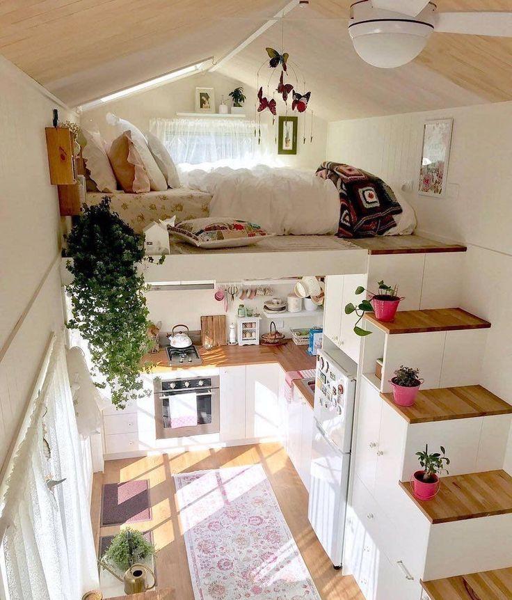 10 Layouts, die sich perfekt für Ihren kleinen Küchenbereich eignen # Küche # Küchenrückwand # Küchenideen # Küchenideen # Küchenideen