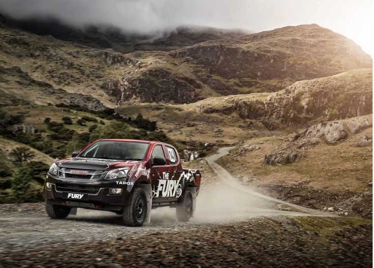 You'll be able to get a glimpse of this beast of a rally truck at the Goodwood Road & Racing Festival of Speed. That's if you think you can handle it...  #SPEAKISUZU #FOS