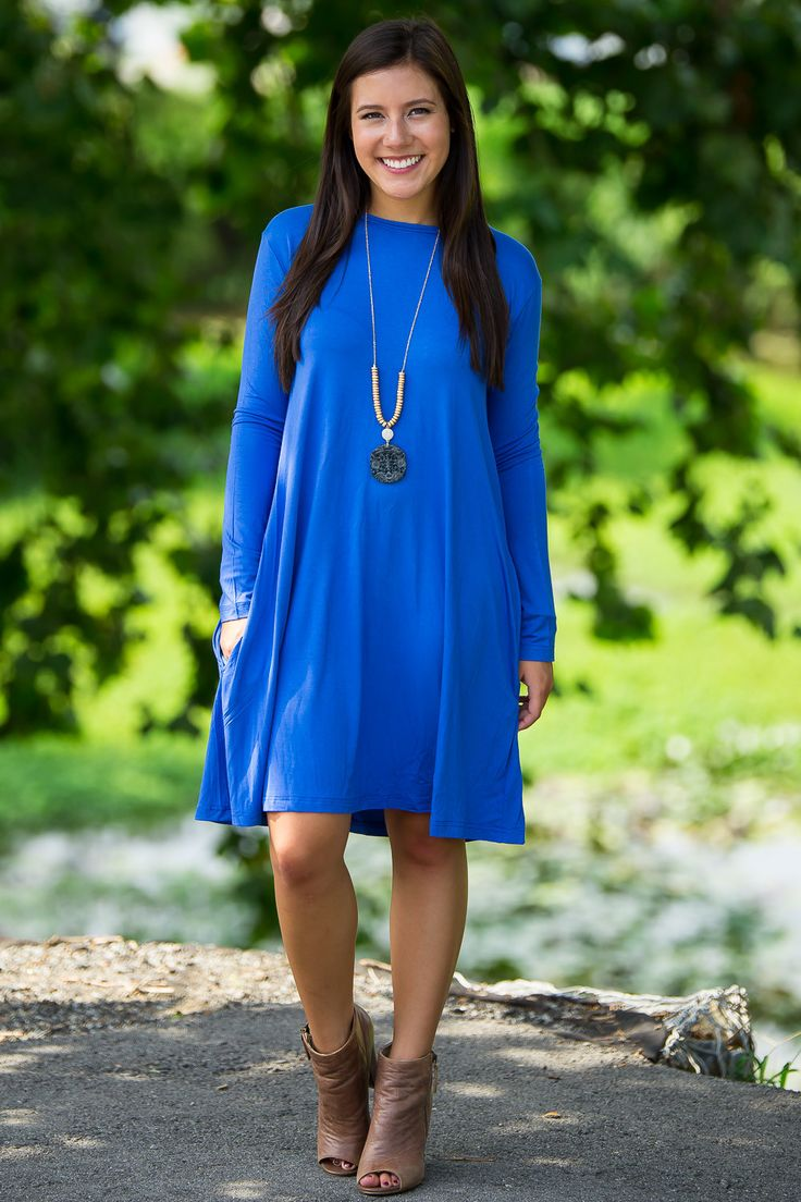 The same company that brought you your piko tunic is bringing you a piko dress…