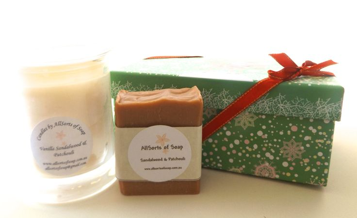 christmas candle  u0026 soap vanilla candle with patchouli sandalwood sandalwood patchouli soap