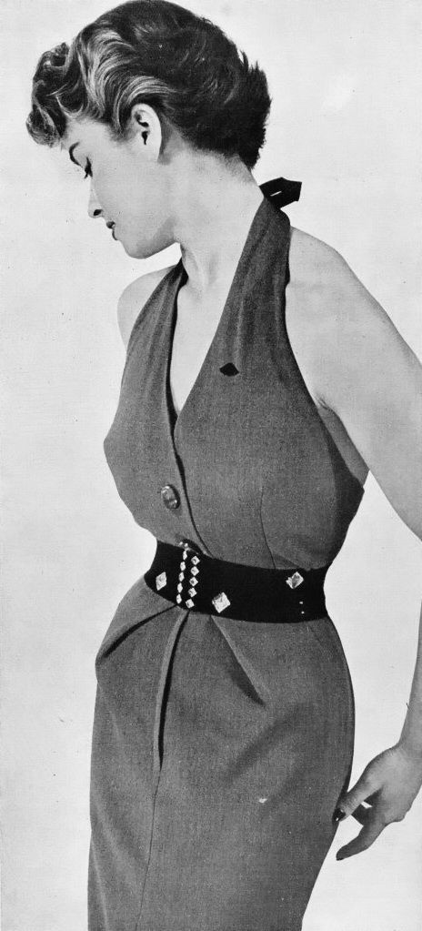 fashion 1950 style.  Have not seen great style Locke this in ages.