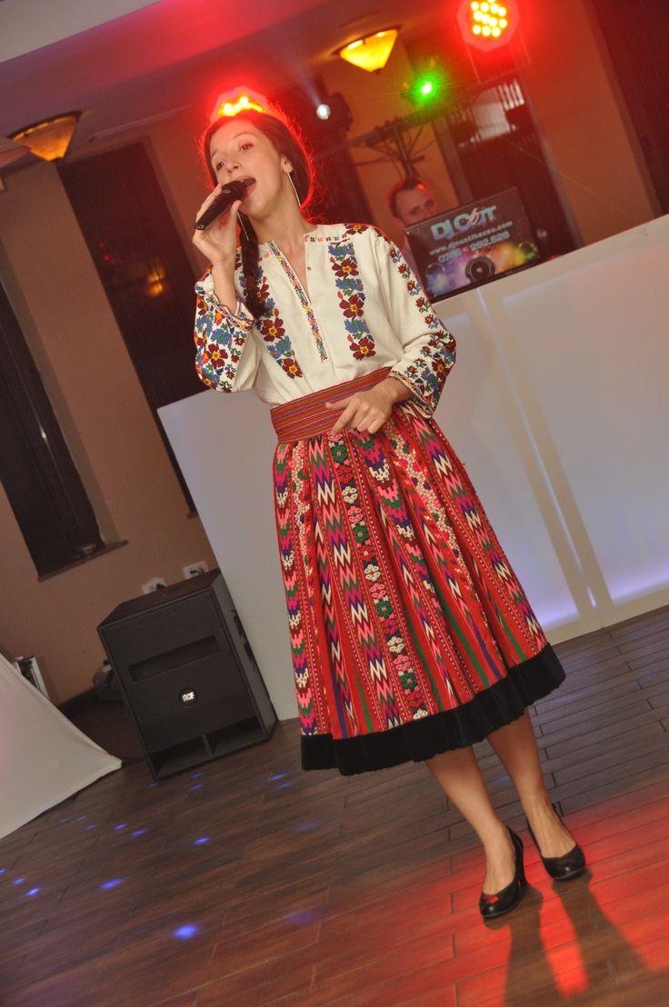 Dj Corr si solista muzica populara si usoara Silvia Bordeianu