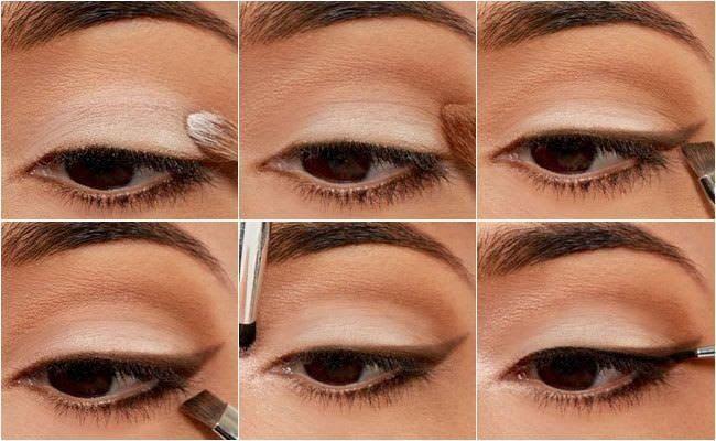 Paso A Paso Maquillaje Natural Para Tu Día A Día Soy Moda Maquillaje Ojos Marrones Como Maquillarse Los Ojos Maquillaje Natural