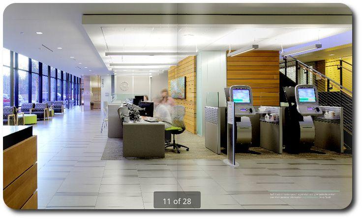Everett Healthcare Design Commercial Interiors Design