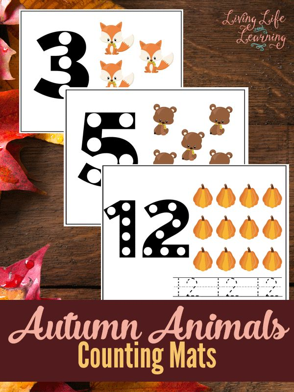 The Multi Taskin' Mom uses affiliate links. These adorable Autumn Animals Counting Mats are perfect for your little ones to practice their counting skills. With cute animals and fall themed pictures, they can be used through the Autumn season. You could even laminate them for multiple uses! GET THEM NOW Don't miss out on these …