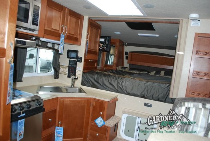 New 2016 Northwood Arctic Fox Camper 811 Wet Bath Truck Camper at Gardner's RV…