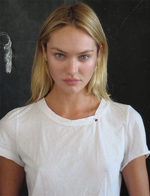 candice swanepoel celebrity faces - photo #31