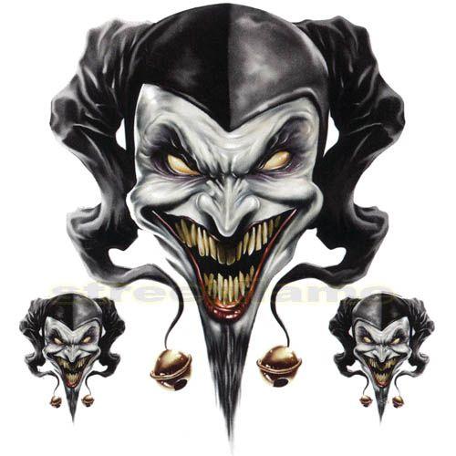 Scary Evil Skeleton L ...