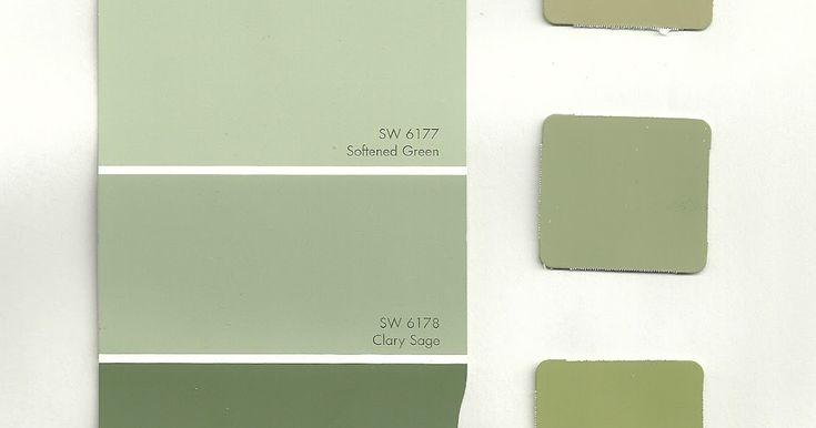 Pale Green Sunroom