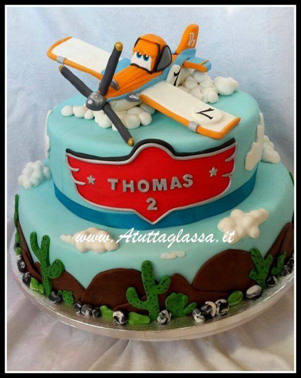 torta planes cake