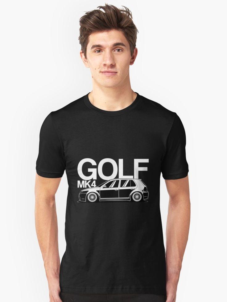 VW Golf MK4 – CarCorner | T-shirt tight