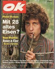 OK (wie BRAVO) 52/ 19.12.1966 / BOB DYLAN,P.KRAUS,HEIDELINDE WEIS,URSULA ANDRESS