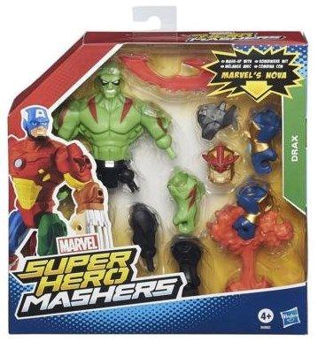 Marvel Avengers, Drax Mash-Up Pack, Super Hero Mashers