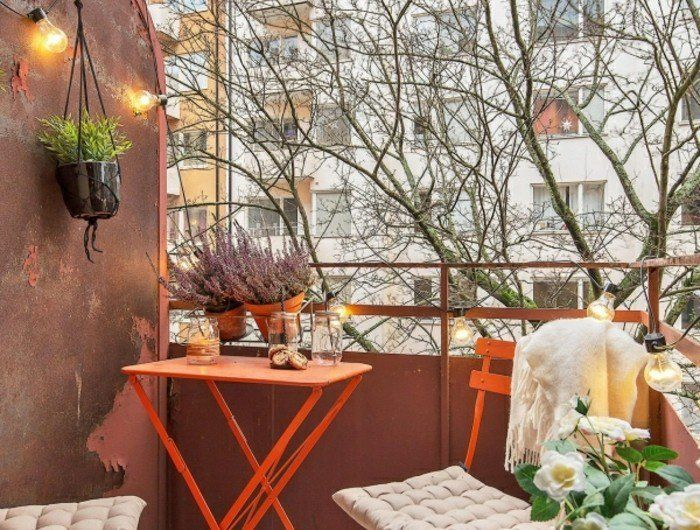 25 best ideas about small balconies on pinterest small balcony garden balcony ideas and - Outdoor amenager ...
