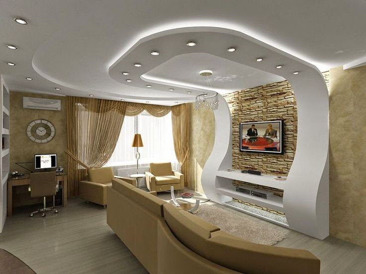 17 Amazing Pop Ceiling Design For Living Room Pop false ceiling