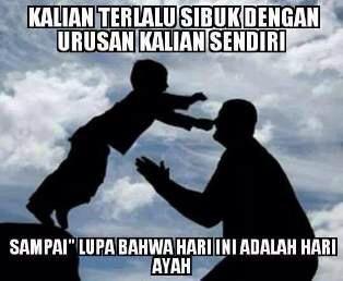 #FatherDay Hari Ayah
