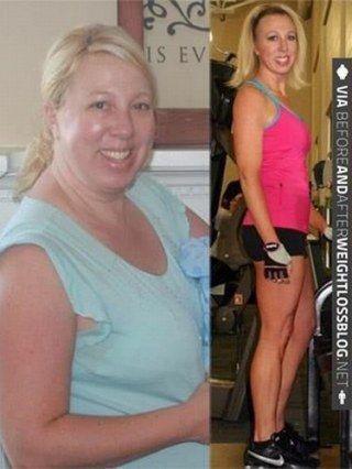 Die 26-jährige Jenny hat geschafft, wovon viele träumen: Sie hat den Kampf gegen ihre überschüssigen Pfunde gewonnen.