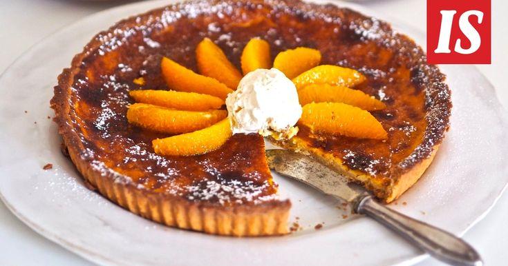 Siken ihana appelsiinipiiras on helppo tehdä – hurmaa kahvittelijat! - Ajankohtaista - Ilta-Sanomat
