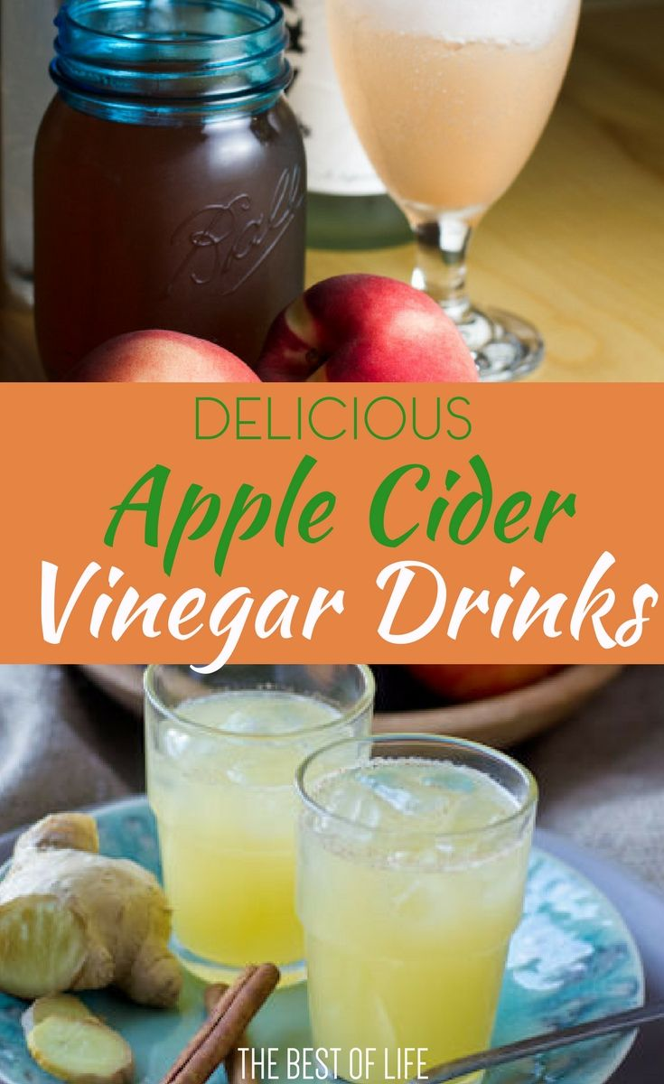 Apple cider vinegar shouldn't be classified as a drink because no one wants to drink it for its flavor but the health benefits make it worth a try. Best Apple Cider Vinegar Drink Recipes | Best Apple Cider Vinegar Drink Recipes | Best Apple Cider Vinegar Recipes | Easy Apple Cider Vinegar Recipes | Apple Cider Vinegar Weight Loss Recipes | Best Apple Cider Vinegar Weight Loss Recipes  via @AmyBarseghian