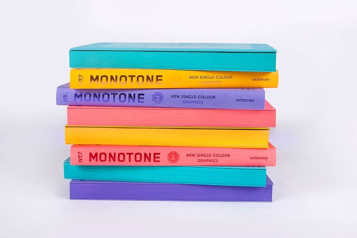 PALETTE No.7: Monotone by  victionary hk
