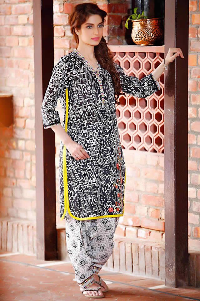 Collections, Current Events, Pakistani Fashion Events Fashion, Fashion WeeksZeen Summer lawn Collection 2016