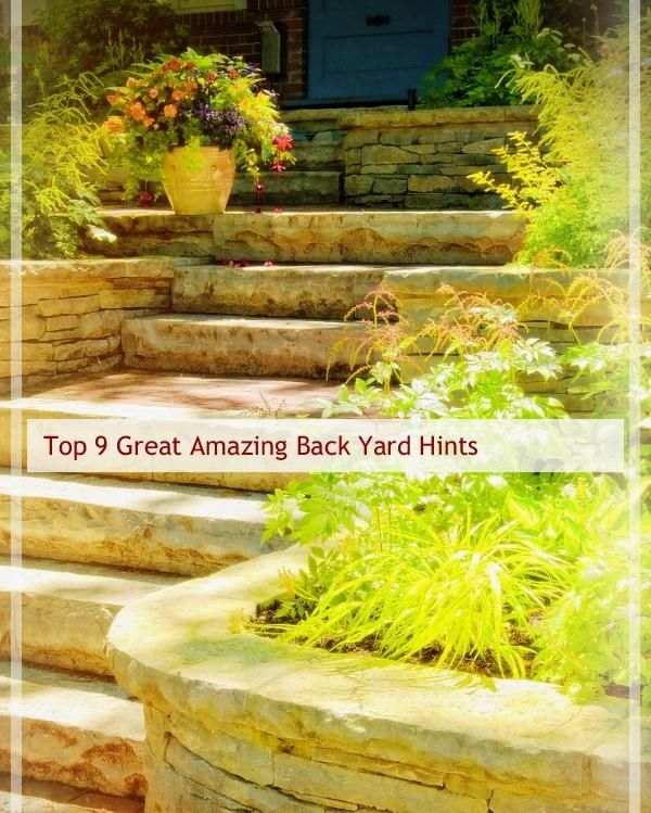 amazing landscaping ideas, amazing backyards, amazing landscape tips ...