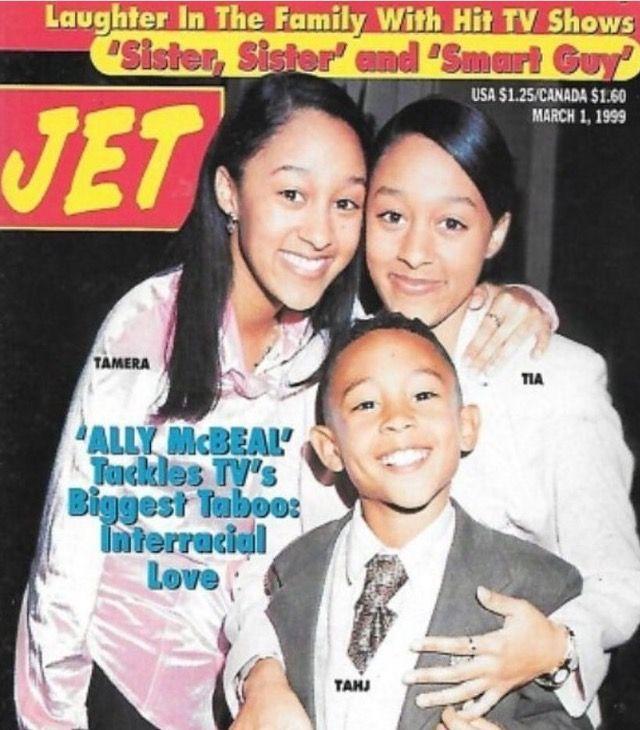 Jet: Tamera, Tia & Tahj Mowry, 1991
