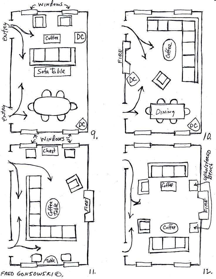 Awe Inspiring Best 25 Narrow Living Room Ideas On Pinterest Very Narrow Inspirational Interior Design Netriciaus