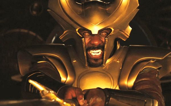 Thor: The Dark World' Extended Scene: Don't F*ck With Heimdall…