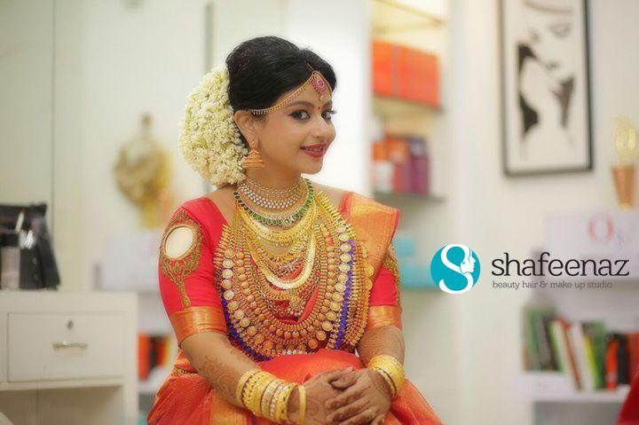 kerala bridal makeup look - Google Search