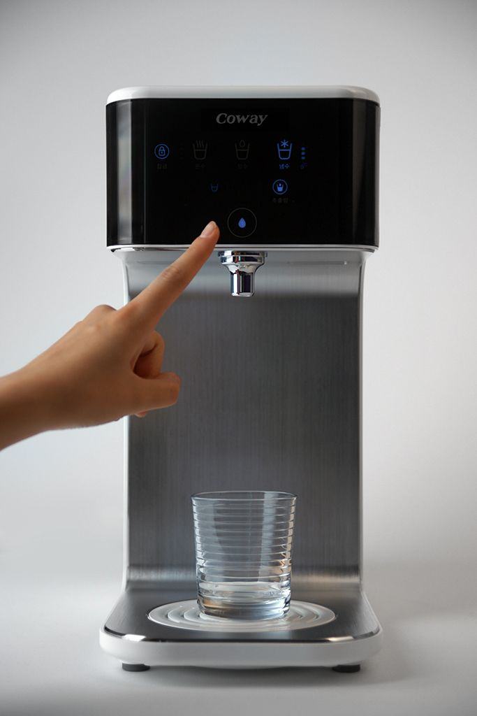 coway water purifier HANDSPAN Design by BDCI (www.bdci.co.kr) partner Murata Chiaki