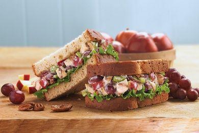 arbys chicken salad